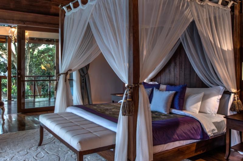 Bedroom with Wooden Floor - Jeeva Saba Estate - Gianyar, Bali