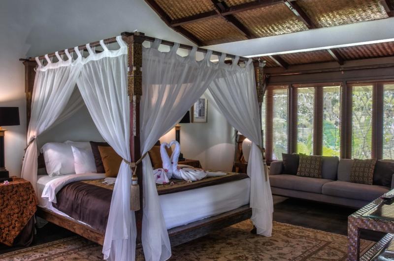 Four Poster Bed - Jeeva Saba Estate - Gianyar, Bali