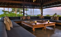 Open Plan Lounge Area - Jeeva Saba Estate - Gianyar, Bali