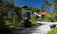 Water Feature - Jeeva Saba Estate - Gianyar, Bali