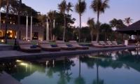 Reclining Sun Loungers - Jeeva Saba Estate - Gianyar, Bali