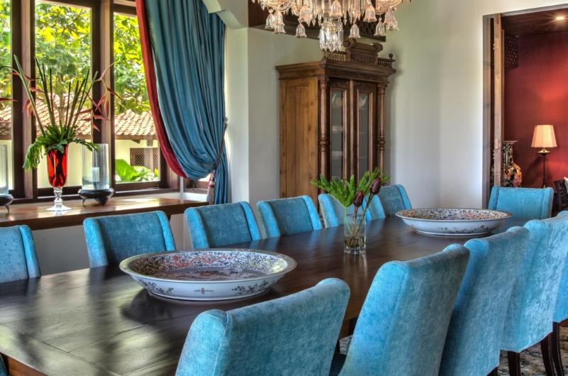 Dining Room - Jeeva Saba Estate - Gianyar, Bali