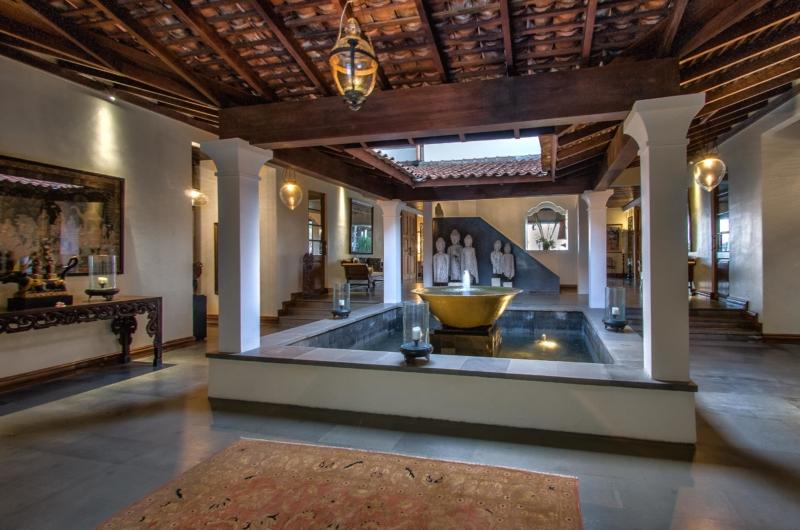 Indoor Area - Jeeva Saba Estate - Gianyar, Bali