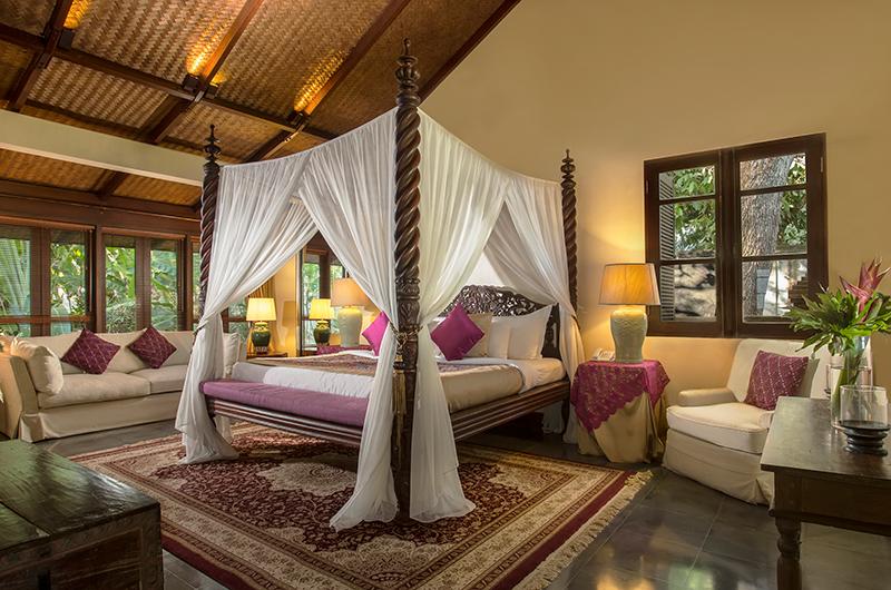 Bedroom with Sofa - Jeeva Saba Estate - Gianyar, Bali