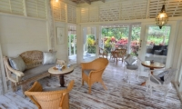 Living Area - Jendela Di Bali - Gianyar, Bali