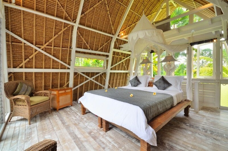 Bedroom with Seating Area - Jendela Di Bali - Gianyar, Bali