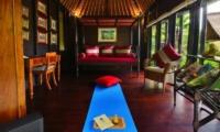 Lounge Room - Jendela Di Bali - Gianyar, Bali