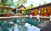 Swimming Pool - Jendela Di Bali - Gianyar, Bali