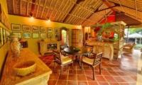 Living and Dining Area - Jendela Di Bali - Gianyar, Bali