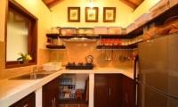 Kitchen Area - Jendela Di Bali - Gianyar, Bali