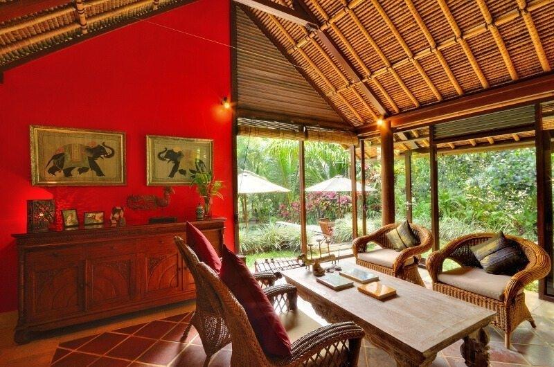 Seating Area - Jendela Di Bali - Gianyar, Bali