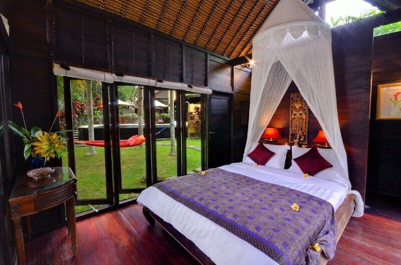 Bedroom with Garden View - Jendela Di Bali - Gianyar, Bali