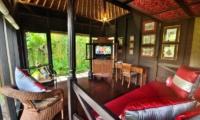 Lounge Area - Jendela Di Bali - Gianyar, Bali