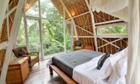 Bedroom with View - Jendela Di Bali - Gianyar, Bali