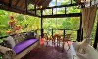 Balcony View - Jendela Di Bali - Gianyar, Bali