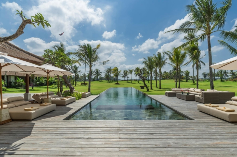 Swimming Pool - Kaba Kaba Estate - Tabanan, Bali