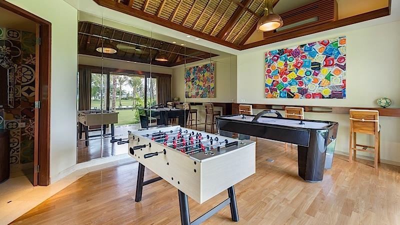 Entertainment Area - Kaba Kaba Estate - Tabanan, Bali