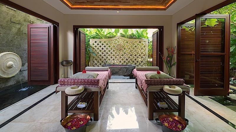 Spa - Kaba Kaba Estate - Tabanan, Bali