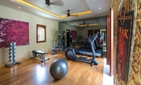 Gym - Kaba Kaba Estate - Tabanan, Bali