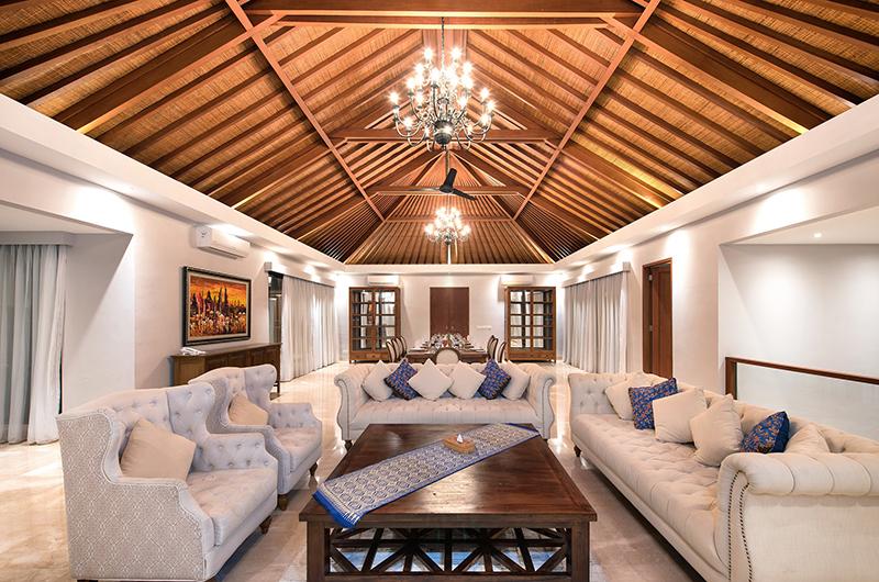 Living Area - Karang Saujana Estate Villa Baleagung - Ungasan, Bali