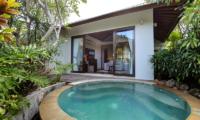 Private Jacuzzi - Karang Saujana Estate Villa Saujana - Ungasan, Bali