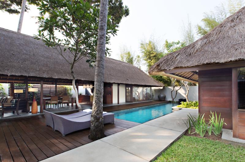 Sun Beds - Kayumanis Jimbaran - Jimbaran, Bali