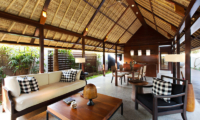 Indoor Living and Dining Area - Kayumanis Jimbaran - Jimbaran, Bali