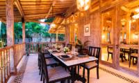 Open Plan Dining Area - Kayumanis Jimbaran - Jimbaran, Bali