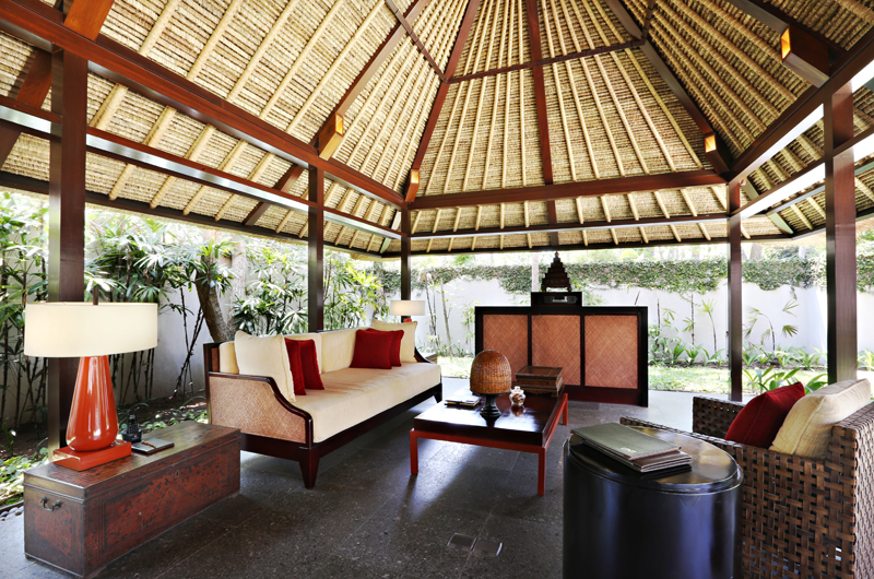 Indoor Lounge Area - Kayumanis Jimbaran - Jimbaran, Bali
