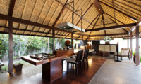 Living, Kitchen and Dining Area - Kayumanis Jimbaran - Jimbaran, Bali