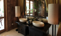 His and Hers Bathroom - Kayumanis Jimbaran - Jimbaran, Bali