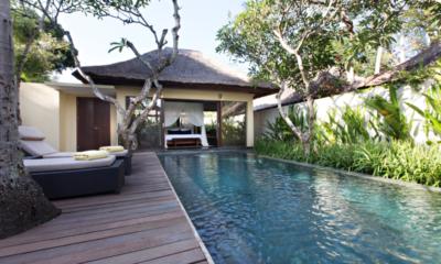 Pool Side Sun Loungers - Kayumanis Nusa Dua - Nusa Dua, Bali