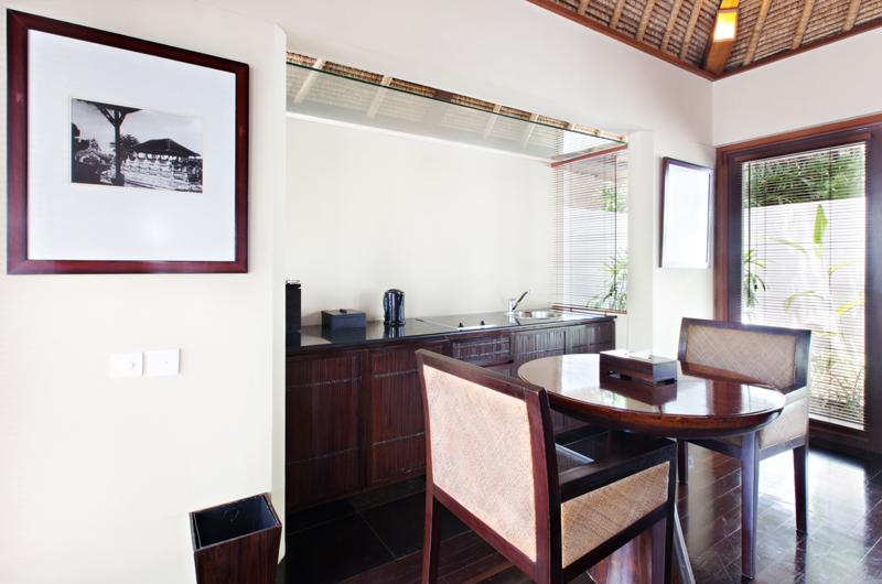 Kitchen and Dining Area - Kayumanis Nusa Dua - Nusa Dua, Bali