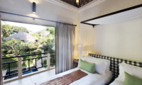 Twin Bedroom with Pool View - Kayumanis Sanur - Sanur, Bali