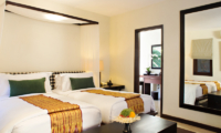 Twin Bedroom - Kayumanis Sanur - Sanur, Bali