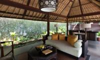 Lounge Area - Kayumanis Ubud - Ubud, Bali