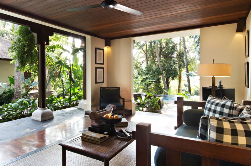 Living Area - Kayumanis Ubud - Ubud, Bali