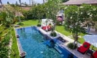 Gardens and Pool - Kemala Villa - Canggu, Bali