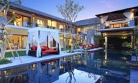 Pool Side - Kemala Villa - Canggu, Bali