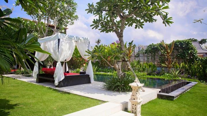 Sun Bed - Kemala Villa - Canggu, Bali