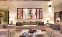 Living Area - Kemala Villa - Canggu, Bali