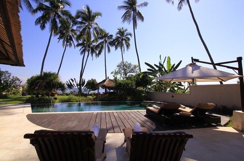 Sun Loungers - Kembali Villa - North Bali, Bali