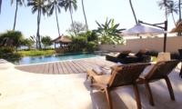 Sun Beds - Kembali Villa - North Bali, Bali