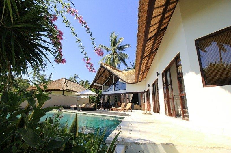Gardens and Pool - Kembali Villa - North Bali, Bali