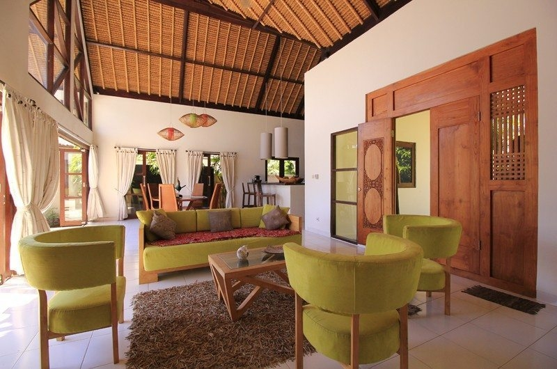 Living Area - Kembali Villa - North Bali, Bali
