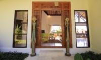 Entrance - Kembali Villa - North Bali, Bali