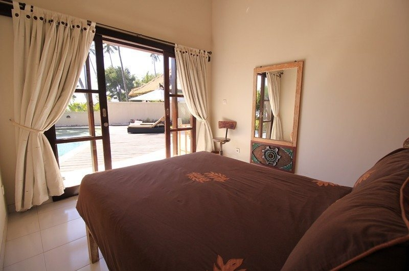 Bedroom with Pool View - Kembali Villa - North Bali, Bali