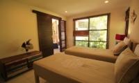 Twin Bedroom - Kembali Villa - North Bali, Bali