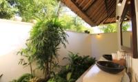 His and Hers Bathroom - Kembali Villa - North Bali, Bali