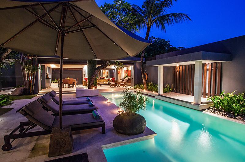 Private Pool - Kembali Villas - Seminyak, Bali